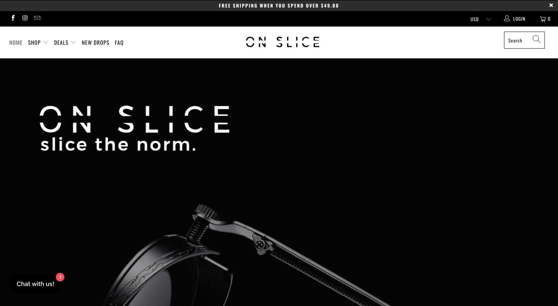 On Slice