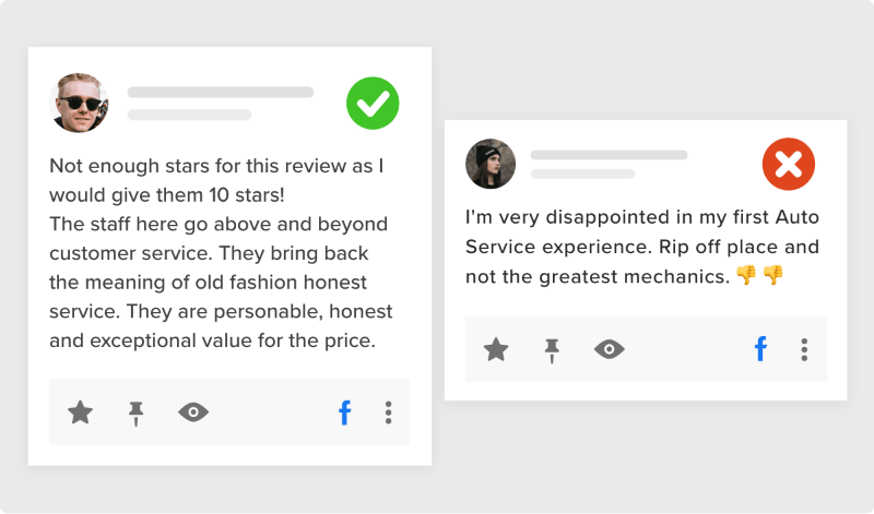 Embed facebook reviews widget