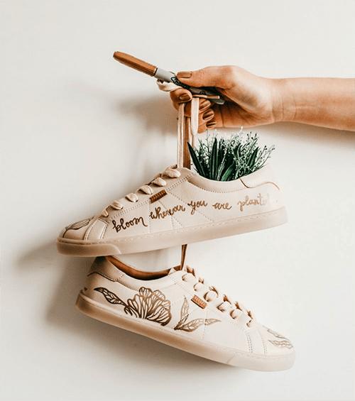 Shoppable Shoes