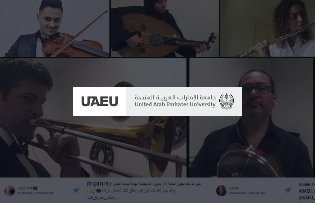 UAE University Virtual Graduation 2020