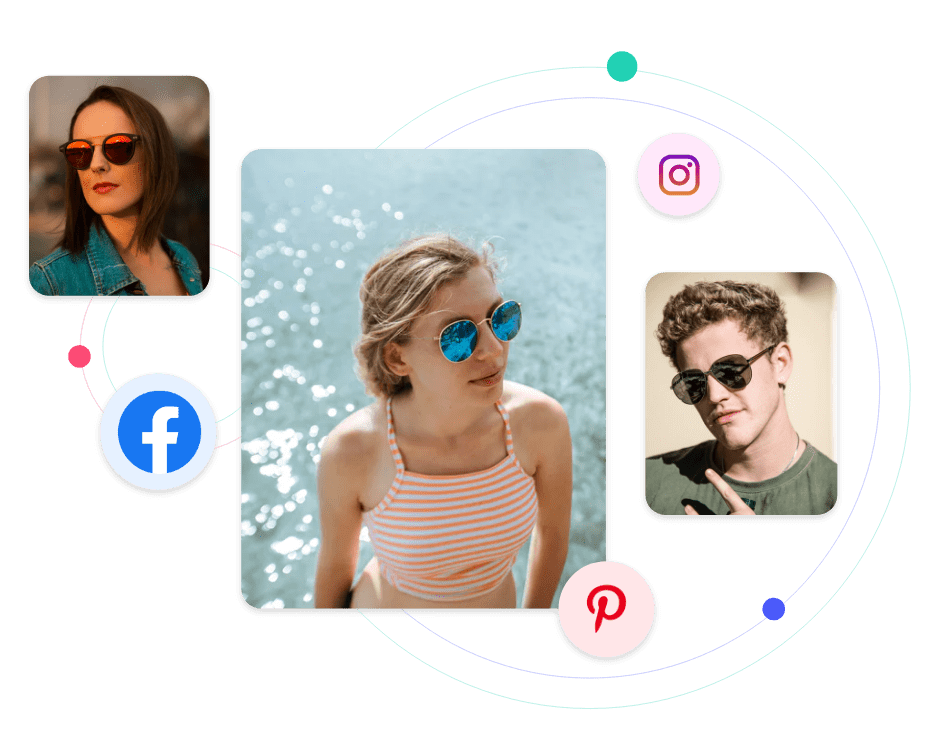 Collect The Best Visual Content From Social
