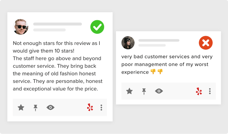 add yelp reviews to website